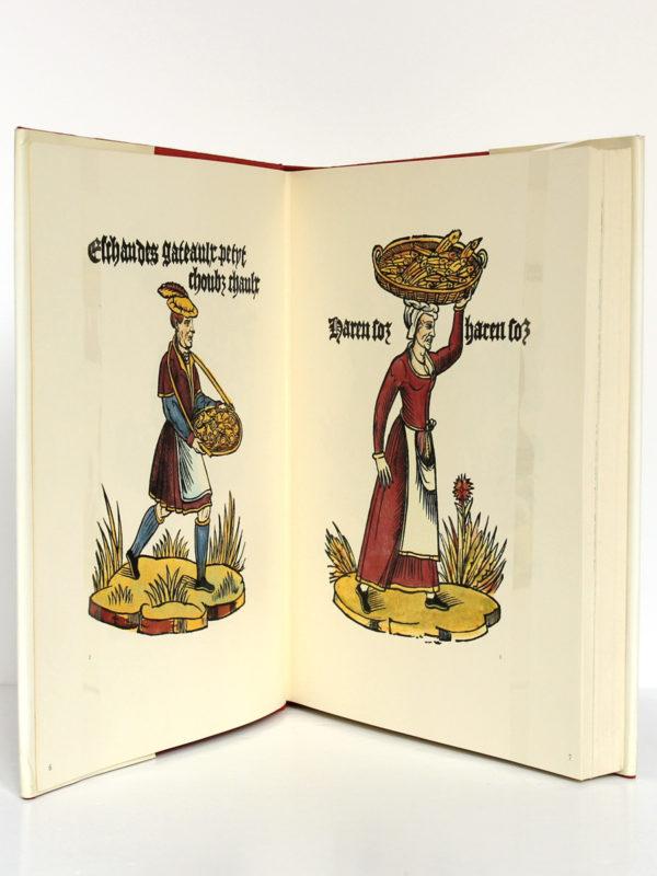 Les cris de la ville, Massin. Gallimard-nrf, 1978. Pages intérieures 1.