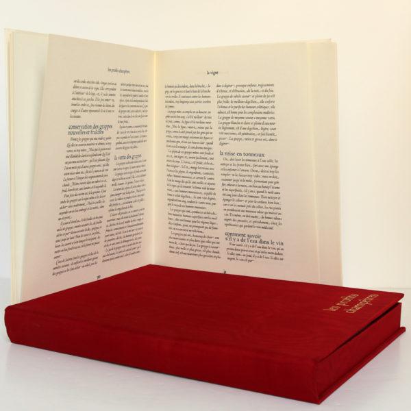 Les profits champêtres, Pierre de Crescens. Éditions Chavane, 1965. Pages intérieures.