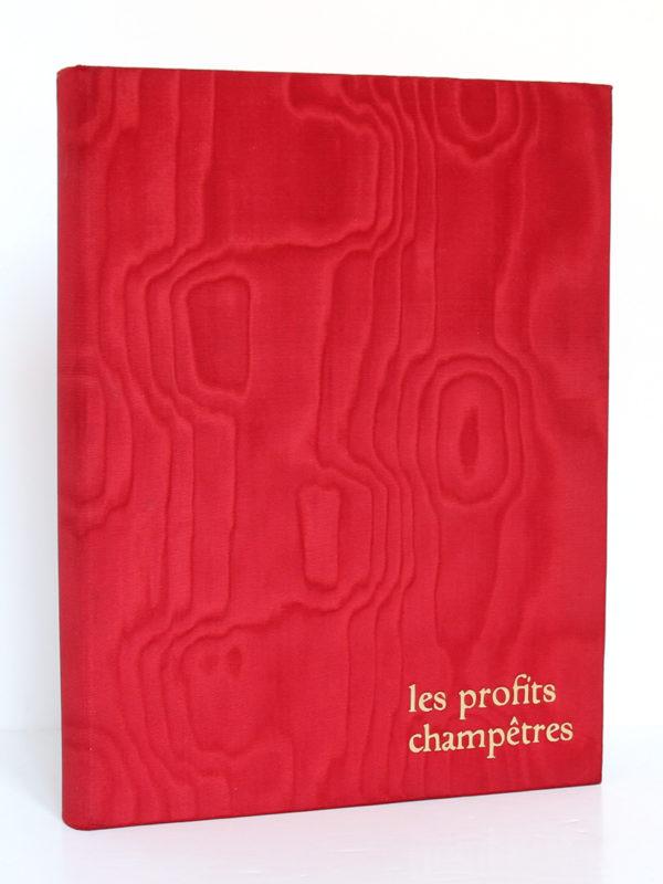 Les profits champêtres, Pierre de Crescens. Éditions Chavane, 1965. Étui-boîte.