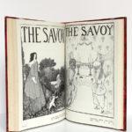 The Early Work of Aubrey Beardsley, Dover Publication Inc. sans date [1967 ou après]. Pages intérieures.