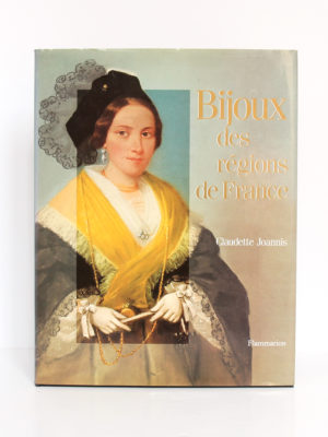 Bijoux des régions de France, Claudette JOANNIS. Flammarion, 1992. Couverture.