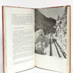 Géographie des chemins de fer français. Tome 1 : La S.N.C.F. H. Lartilleux. Chaix, 1946. Pages intérieures 2.