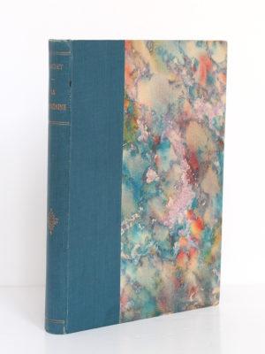 La Samaritaine, Fernand Laudet. Dunod, 1933. Reliure.