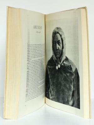 Les explorateurs célèbres. Éditions d'Art Lucien Mazenod, 1947. Pages intérieures 2.