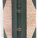 Maximes morales, La Rochefoucauld. Émile Hazan, 1930. Reliure : dos et plats.