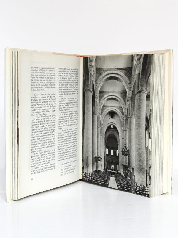 Pour connaître les monuments de France, Pierre LAVEDAN avec la collaboration de Simone GOUBERT. Arthaud, 1970. Pages intérieures 1.