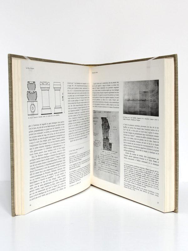 Paris antique Des origines au troisième siècle. Paul-Marie DUVAL. Hermann, 1961. Pages intérieures 2.