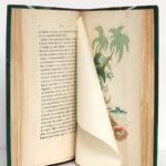 Paul et Virginie, Bernardin de Saint-Pierre. Illustrations de Line Touchet. Éditions du Marais, 1945. Pages intérieures.
