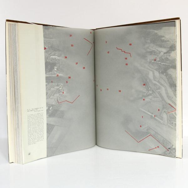 Plans en relief des villes belges. Pro Civitate, 1965. Pages intérieures 2.