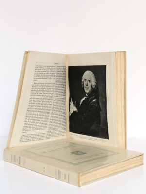 Théâtre complet de Marivaux. Les Éditions Nationales, 1946-1947. Volume 1 : pages intérieures.