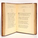 Poésies de Baudelaire. Le livre français H. Piazza éditeur, 1926. Pages intérieures.