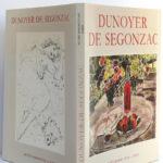 Dunoyer de Ségonzac. Catalogue de l'exposition au musée Marmottan du 26 mars au 2 juin 1985. Couverture : dos et plats.