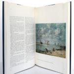 Eugène Boudin, G. Jean-Aubry, Robert Schmit. Ides et Calendes, 1987. Pages intérieures 2.