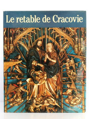 Le retable de Cracovie, Veit Funk. Les Éditions du Cerf, 1986. Couverture.