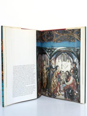 Le retable de Cracovie, Veit Funk. Les Éditions du Cerf, 1986. Pages intérieures.