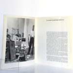 Nicolas de Staël, rétrospective de l'œuvre peint 1991. Fondation Maeght. Pages intérieures 1.