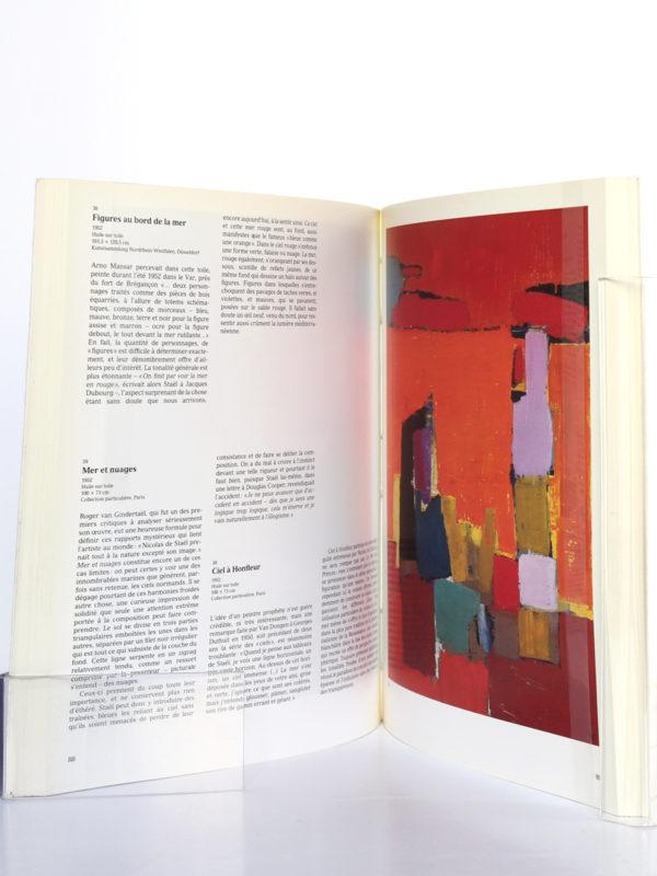 Nicolas de Staël, rétrospective de l'œuvre peint 1991. Fondation Maeght. Pages intérieures 2.