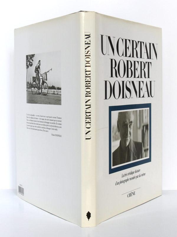 Un certain Robert Doisneau. Société Nouvelle des Éditions du Chêne, 1986. Jaquette : dos et plats.