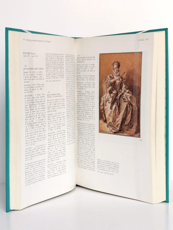 Louis XV Un moment de perfection de l'art français. Hôtel de la Monnaie, 1974. Pages intérieures 1.