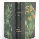 Histoires naturelles, Jules Renard. Flammarion, 1945. Reliure : dos et plats.