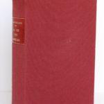 La vie des abeilles, Maurice Maeterlinck. Eugène Fasquelle Éditeur, 1928. Reliure.