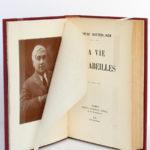 La vie des abeilles, Maurice Maeterlinck. Eugène Fasquelle Éditeur, 1928. Frontispice et page-titre.