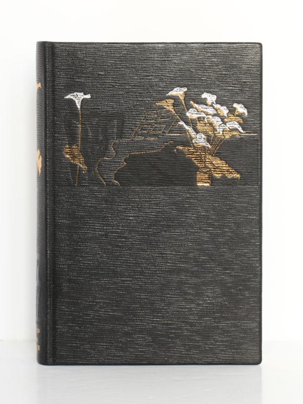 Œuvre poétique, Arthur Rimbaud. Chez Jean de Bonnot, 1993. Reliure : plat 1.