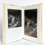 Goya Biographie, Analyse critique, Catalogue des peintures, par José GUDIOL. Pages intérieures 1.