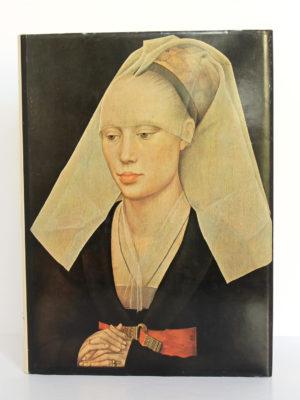 La peinture flamande Le siècle de VanEyck, Jacques Lassaigne. Skira, 1977. Couverture.