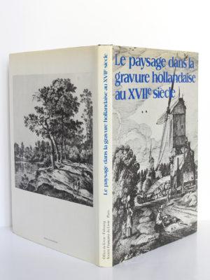 Le paysage dans la gravure hollandaise au XVIIe siècle, Irène de Groot. Office du Livre, 1980. Jaquette.