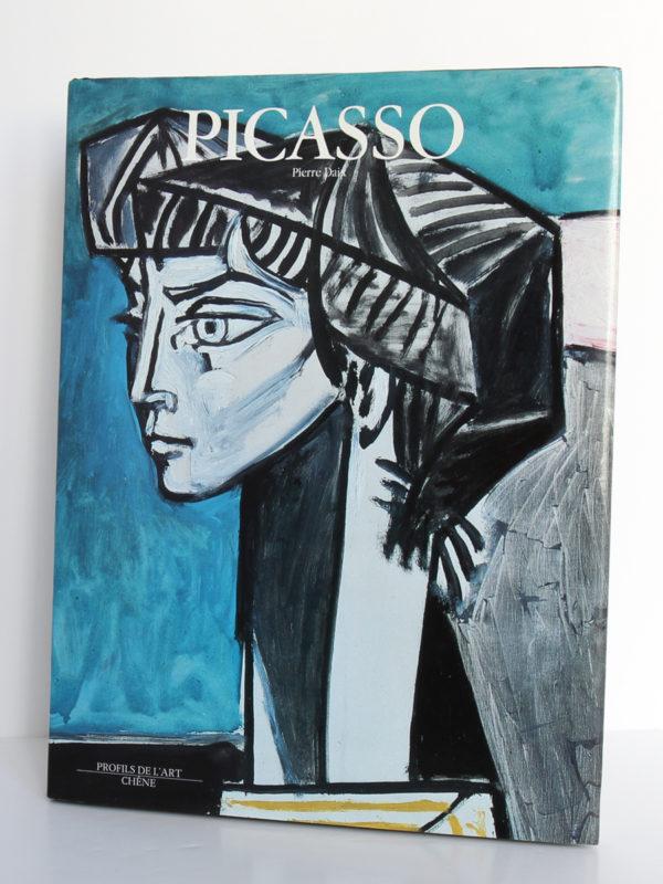 Picasso, par Pierre Daix. Chêne, 1990. Couverture.
