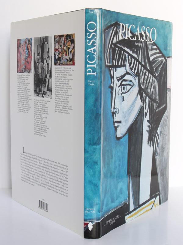Picasso, par Pierre Daix. Chêne, 1990. Jaquette.