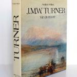 Turner Vie et œuvre Catalogues des peintures et des aquarelles, par Andrew Wilton. Office du Livre / Vilo, 1979. Couverture et dos de la jaquette.