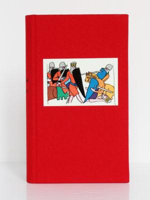La Chanson de Roland. Club des Libraires de France, 1962. Couverture.