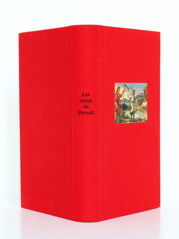 Les Contes de Perrault. Club des Libraires de France, 1964. Reliure.
