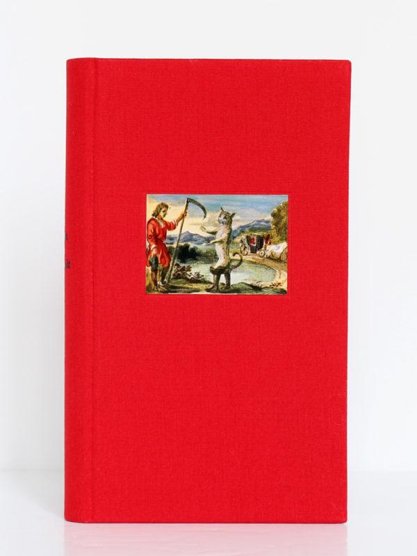Les Contes de Perrault. Club des Libraires de France, 1964. Couverture.