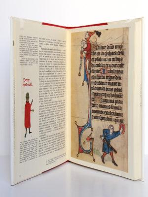 Troubadours et trouvères, René Nelli. Hachette/Massin, 1979. Pages intérieures.