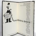 Paris des Rues et des Chansons, René Maltête. Éditions du Pont-Royal, 1960. Frontispice et page titre.