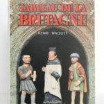 Tableau de la Bretagne, Henri Waquet. Alpina, 1957. Couverture.