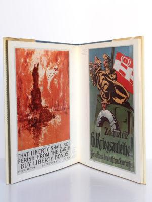 Affiches de la première guerre mondiale, Maurice Rickards. Albin Michel, 1968. Pages intérieures.