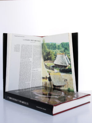 Le Temps de la Préhistoire, sous la direction de Jean-Pierre Mohen. Archeologia, 1989. Pages intérieures 1.