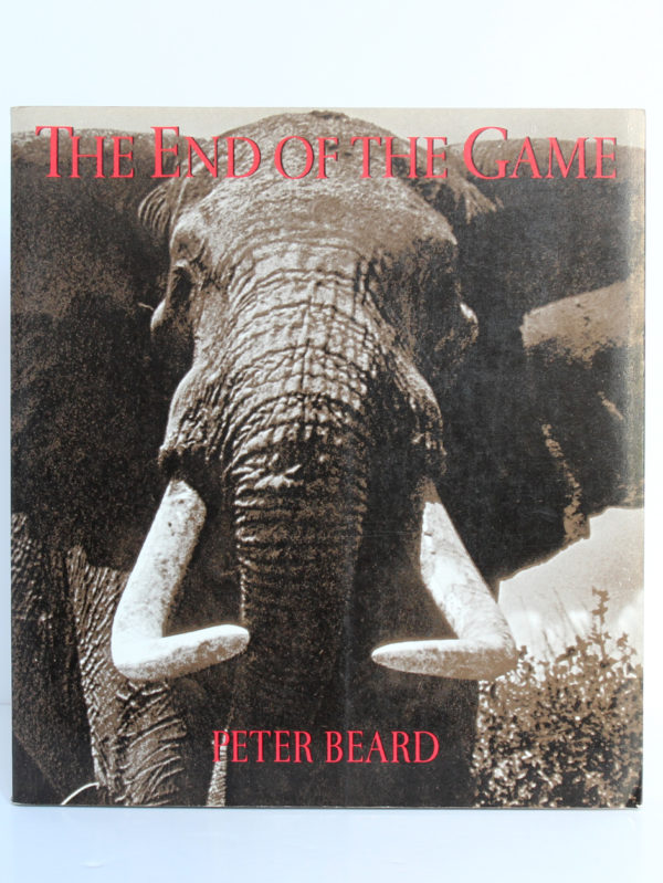 The end of the game, Peter Ferns. Chronicle Books, 1988. Couverture.