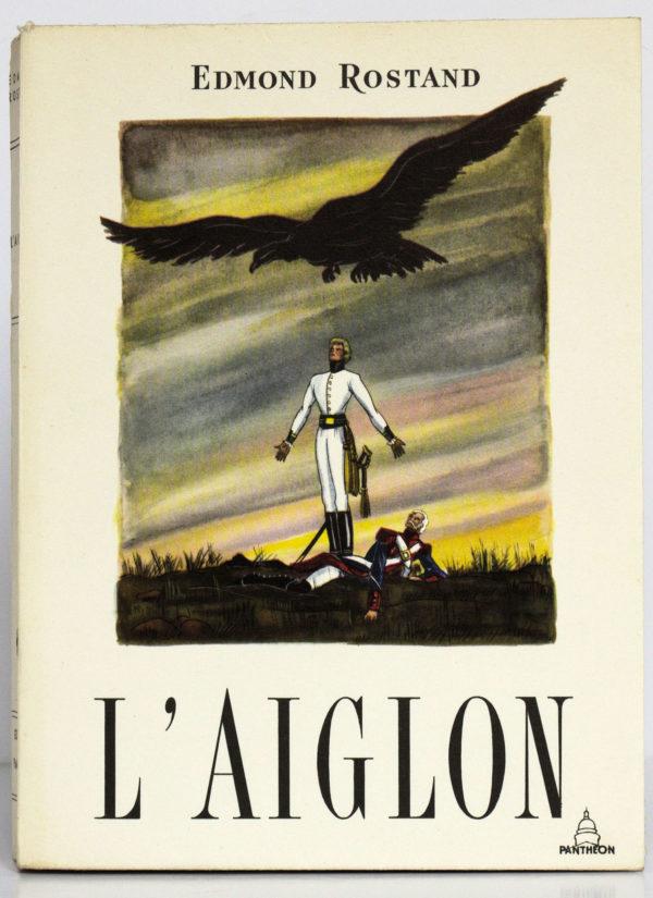 L'Aiglon, Edmond Rostand. Éditions Le Chant des Sphères, 1964. Couverture : premier plat.