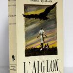 L'Aiglon, Edmond Rostand. Éditions Le Chant des Sphères, 1964. Couverture : dos et premier plat.
