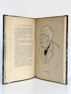Mes médecins, Sacha Guitry. Chez Cortial, 1932. Pages intérieures.