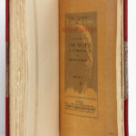 Une nuit au Luxembourg, Rémy de Gourmont. Chez Claude Aveline, 1926. Première page de la suite.