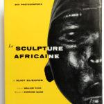 La sculpture africaine de Eliot Elisofon. Fernand Hazan éditeur, 1958. Jaquette.