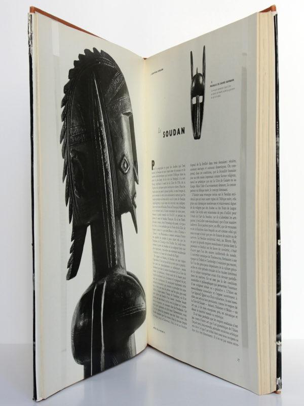 La sculpture africaine de Eliot Elisofon. Fernand Hazan éditeur, 1958. Pages intérieures 1.