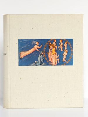 La Divine Comédie, Dante. Les Libraires Associés, 1965. Couverture.