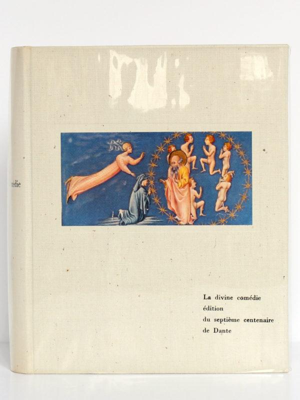 La Divine Comédie, Dante. Les Libraires Associés, 1965. Couverture avec rhodoïd.